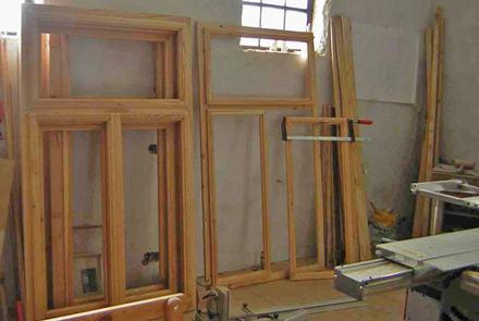 Fabulous Müller & Hohn bauen Fenster und Läden LB07